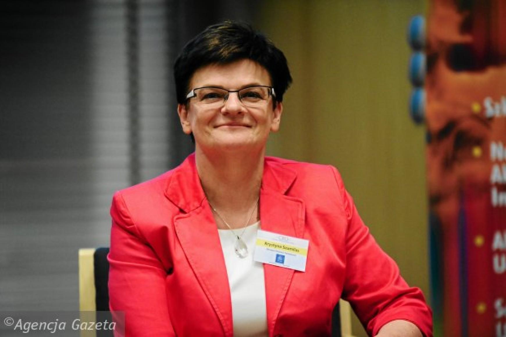 Krystyna Szumilas o zmianach PiS w szkole: To koniec wczesnej edukacji