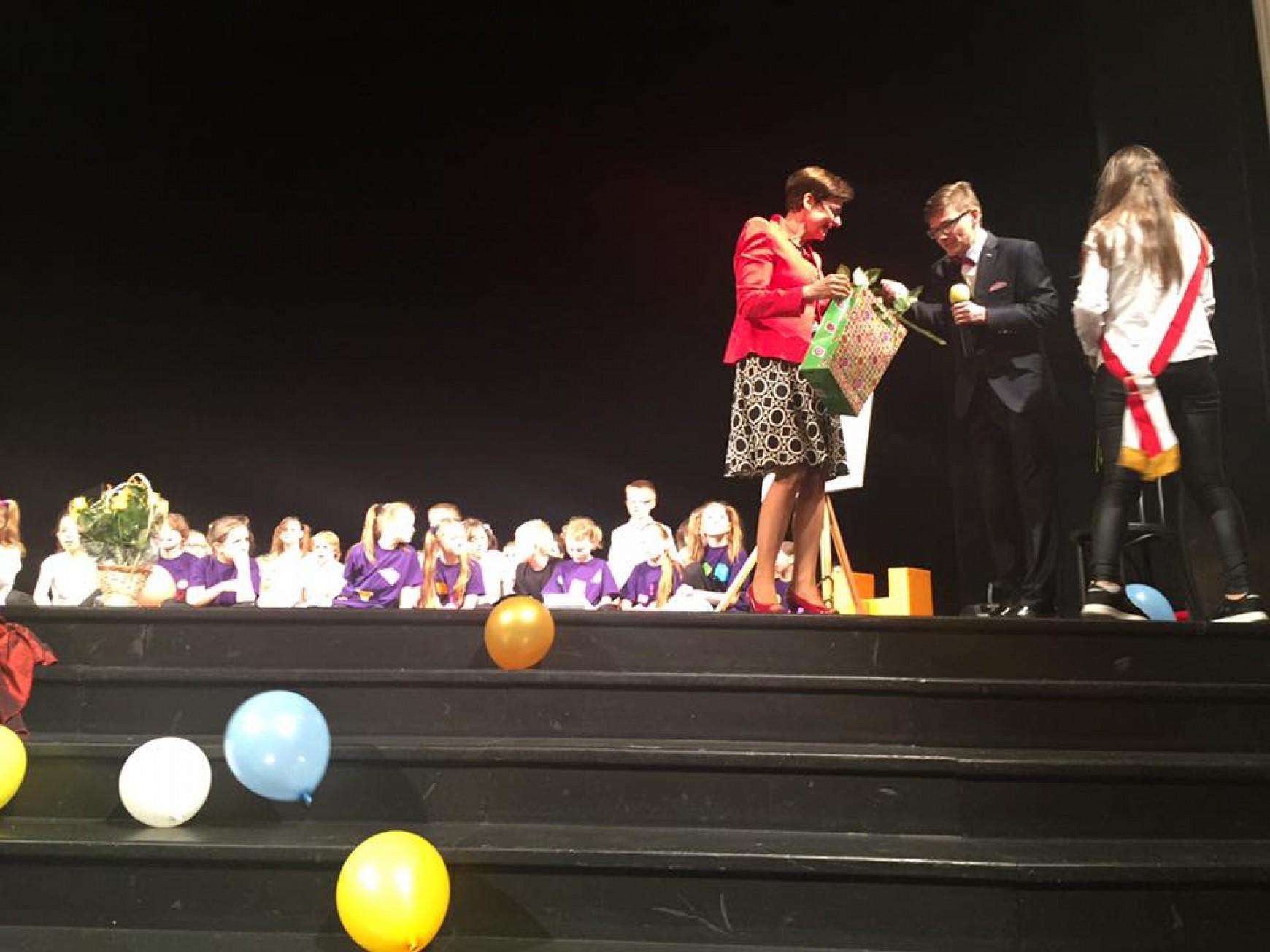 Szkoła Podstawowa nr 8 z Zabrza świętowała swoje 130-lecie
