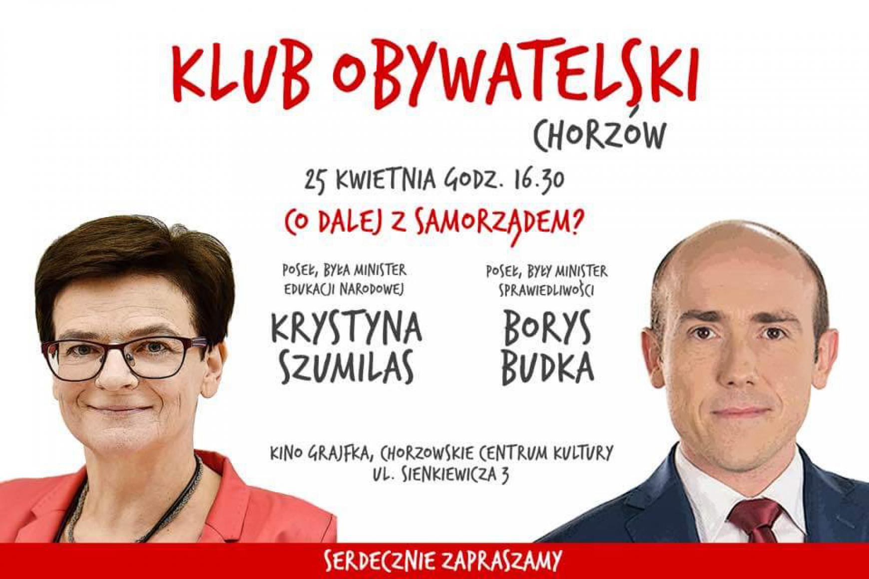 Klub Obywatelski w Chorzowie