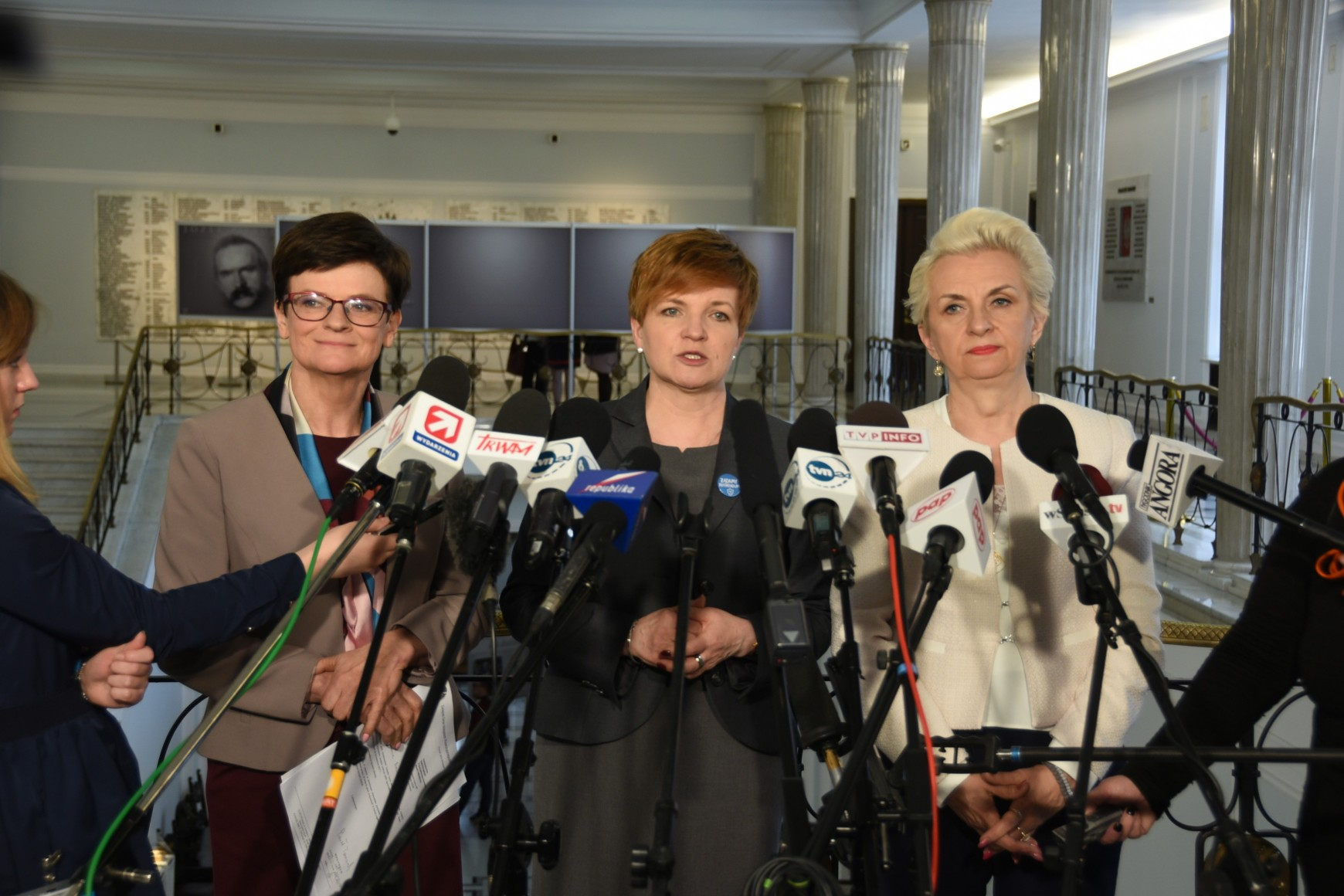 Czekamy na referendum – konferencja w Sejmie