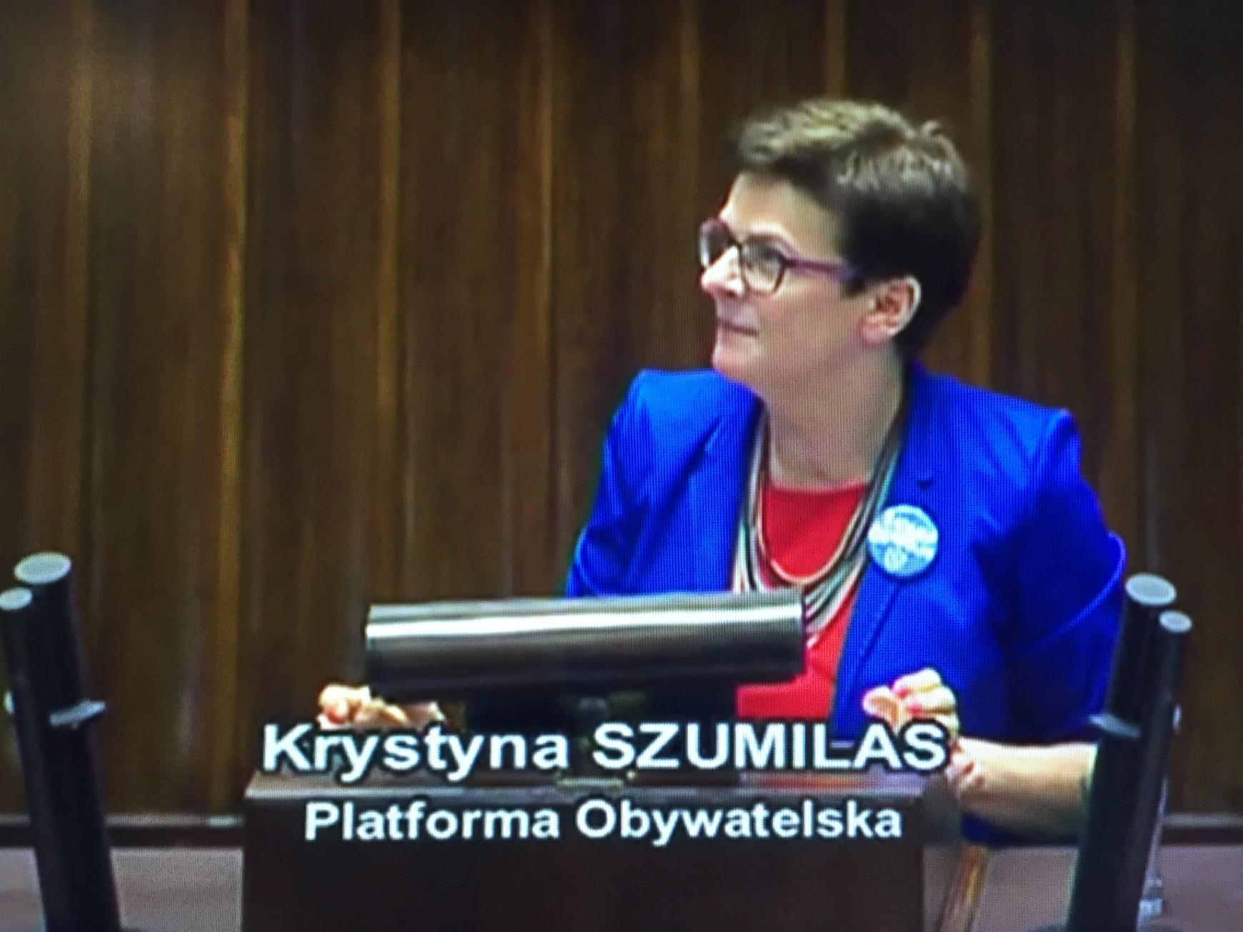 Debata nad wnioskiem o referendum w sprawie reformy oświaty