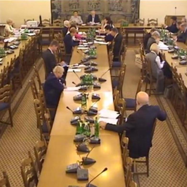 Pierwsze powakacyjne posiedzenie Komisji Edukacji, Nauki i Młodzieży