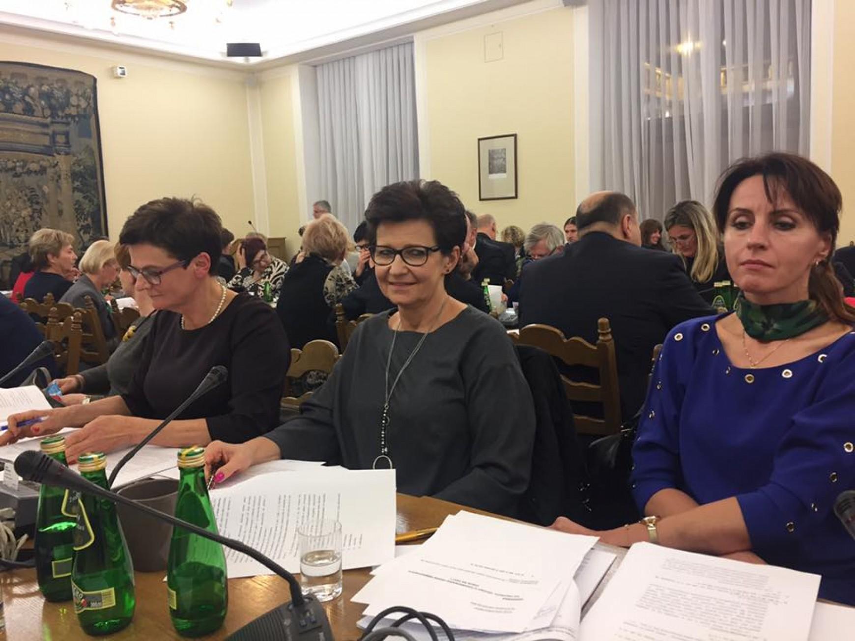 Komisja Edukacji, Nauki i Młodzieży 11.10.2017 r.