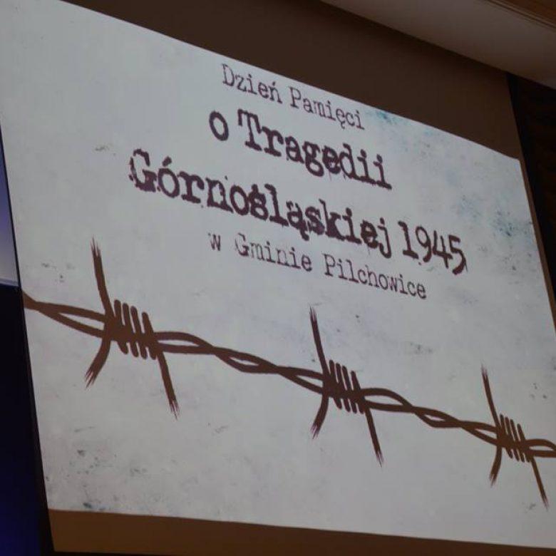 Dzień Tragedii Górnośląskiej w gminie Pilchowice
