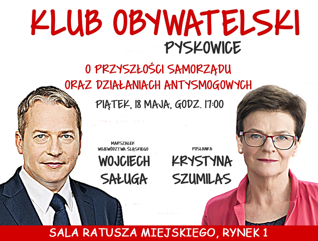 Klub Obywatelski w Pyskowicach