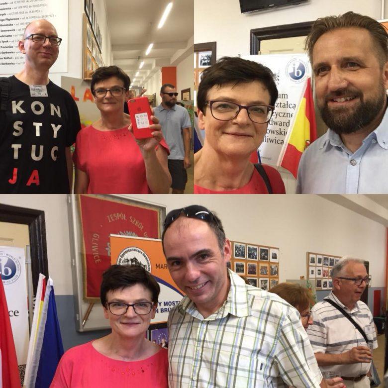 70-lat I LO w Gliwicach