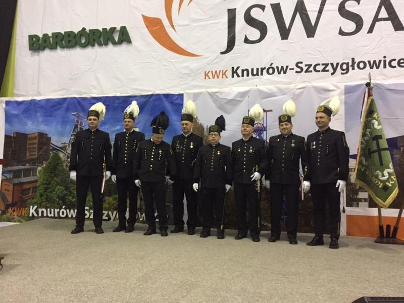 Barbórka w Szczygłowicach