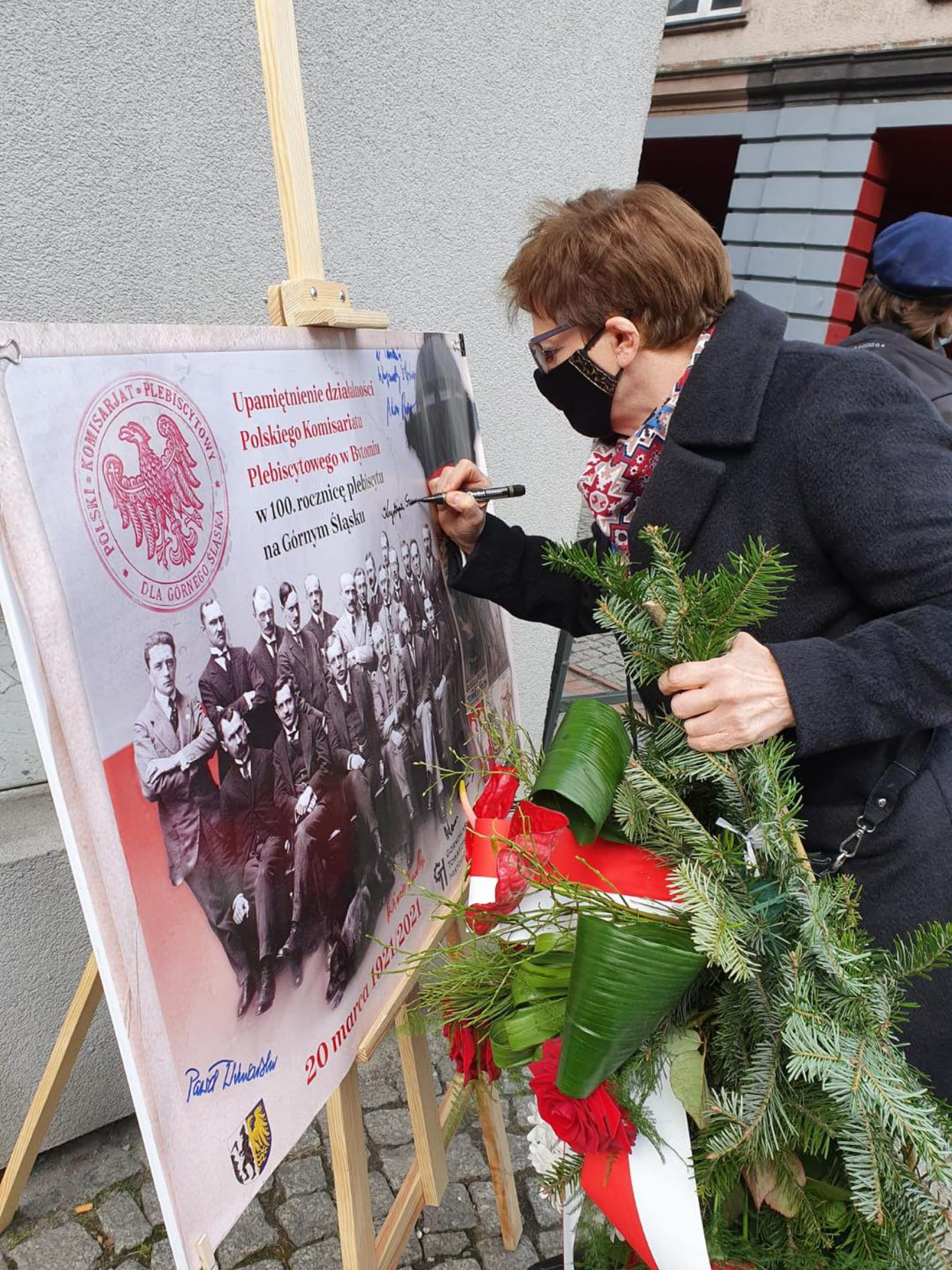 Rocznica plebiscytu na Śląsku