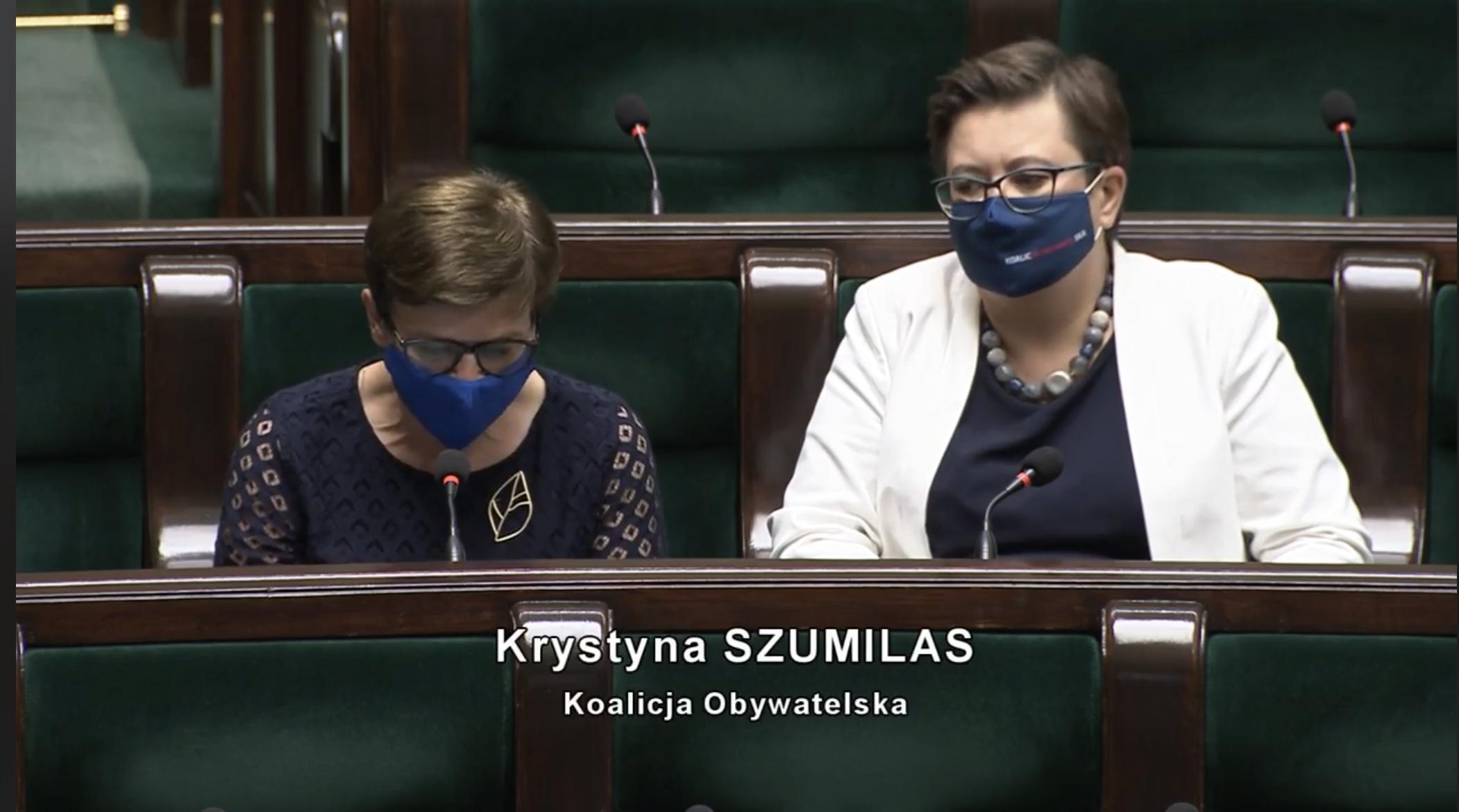 Pytania w sprawach bieżących posiedzenie Sejmu RP 24.06.2021r.